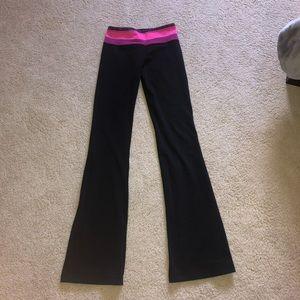 LULULEMON 💞 reversible yoga pants